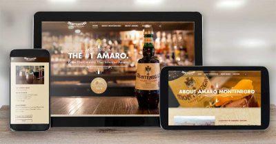 Website Design Company - Amaro Montenegro